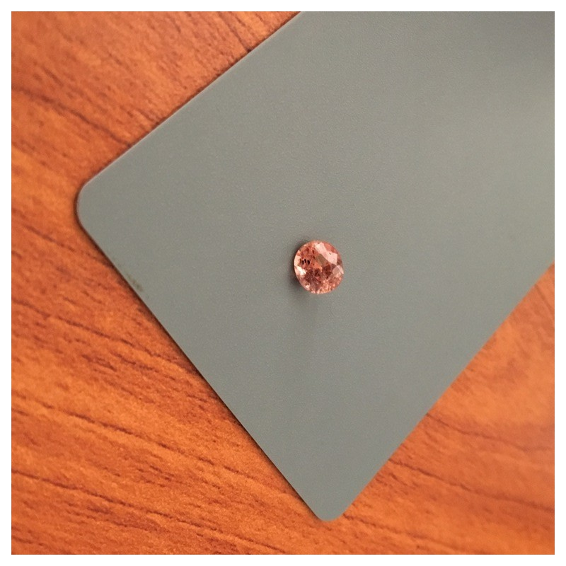 1.08 Carats Natural Pinkish orange Padparadscha|New Certified| Sri Lanka