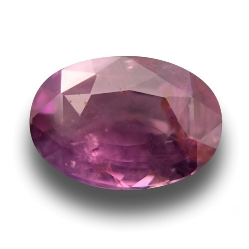 2.07 CTS | Natural Pink sapphire |Loose Gemstone|New| Sri Lanka