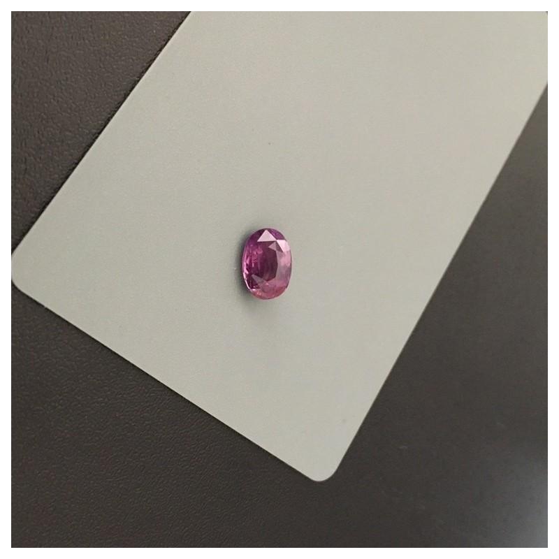 2.07 CTS | Natural Pink sapphire |Loose Gemstone|New| Sri Lanka