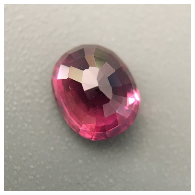 1.13 CTS | Natural Pink sapphire |Loose Gemstone|New| Sri Lanka