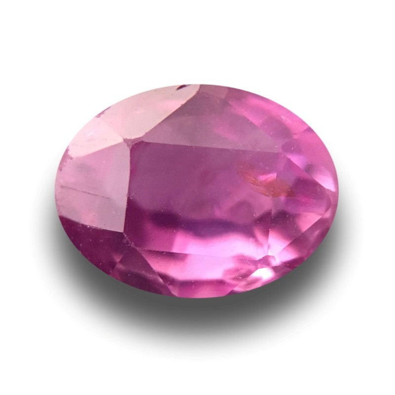 1.32 CTS | Natural Pink sapphire |Loose Gemstone|New| Sri Lanka