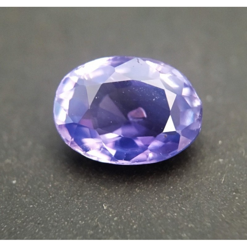 1.11 Carats Natural violet sapphire |Loose Gemstone|New Certified| Sri Lanka