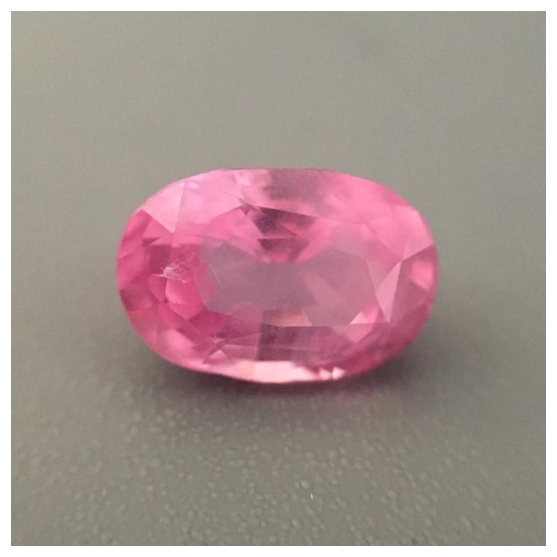 1.68 CTS | Natural Pink sapphire |Loose Gemstone|New| Sri Lanka