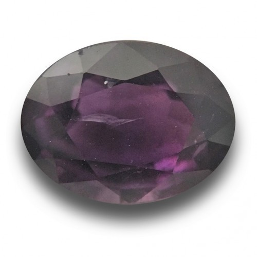 1.33 CTS | Natural Purple sapphire |Loose Gemstone|New| Sri Lanka