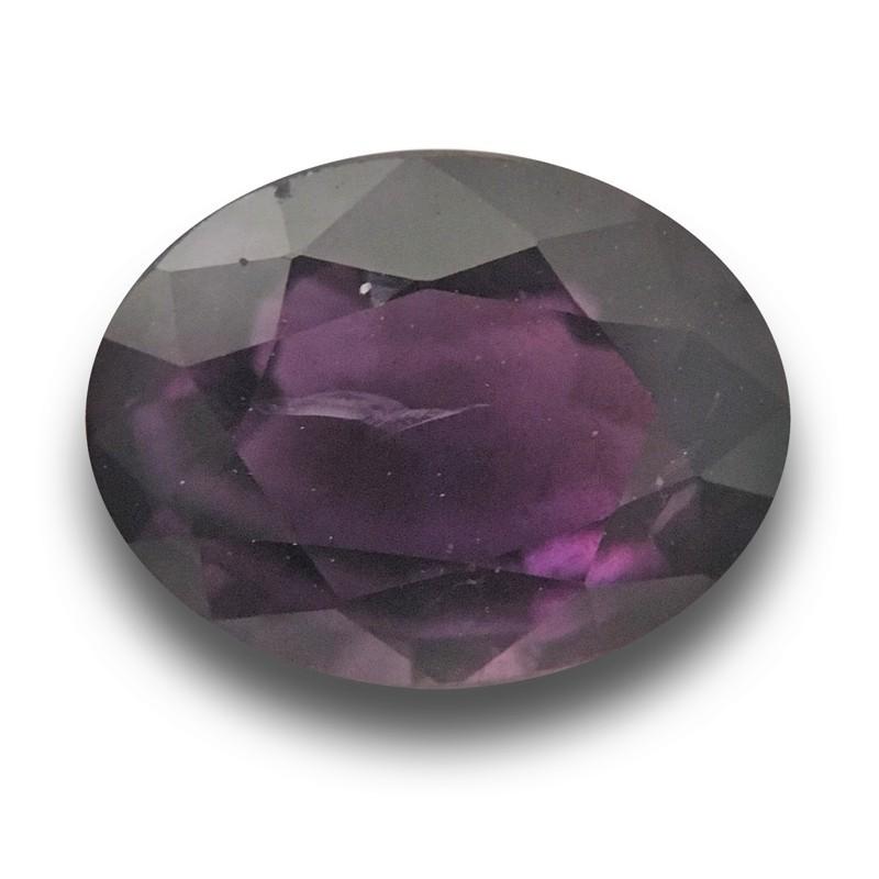 1.33 CTS | Natural Purple sapphire |Loose Gemstone|New| Sri Lanka