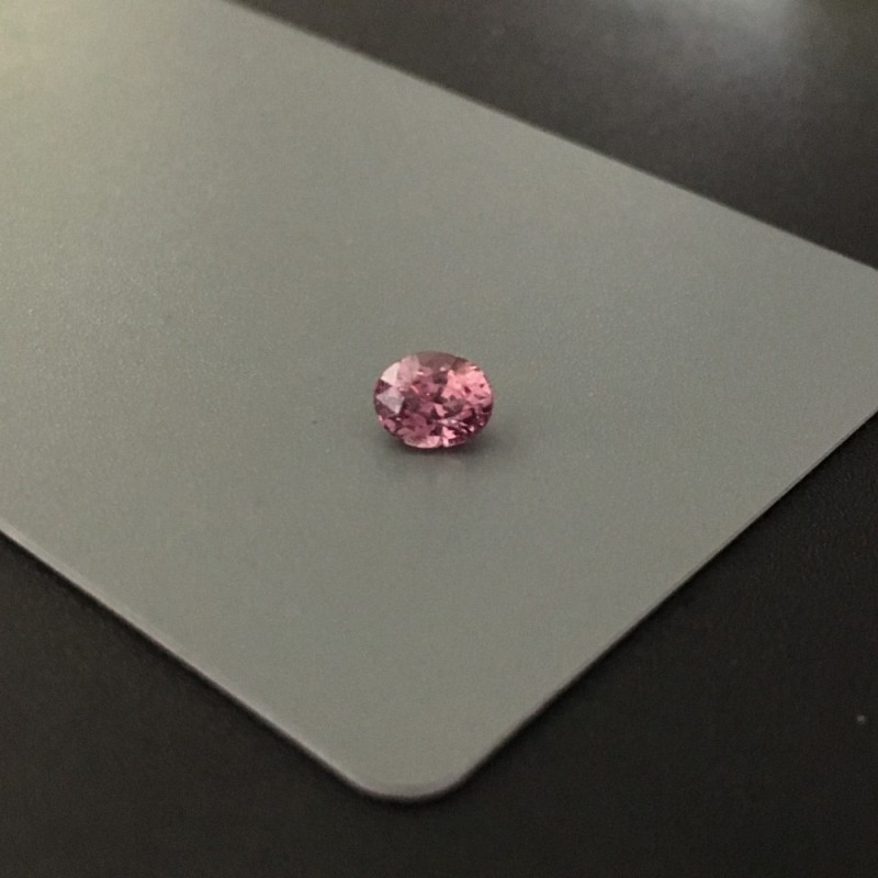 0.93 Carats Natural Pink Orange padparadscha |Loose Gemstone|Certified| Sri Lanka