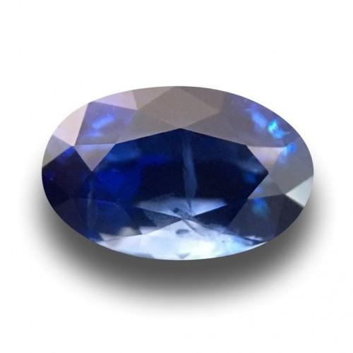 1.32 CTS | Natural Blue sapphire |Loose Gemstone|New| Sri Lanka