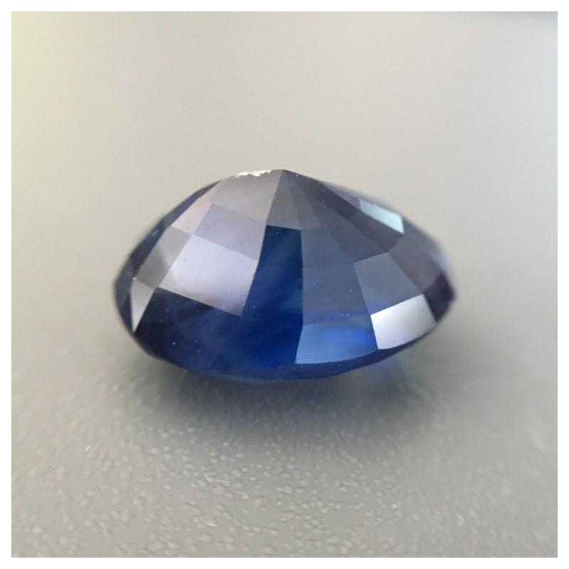 3.18 CTS | Natural Blue sapphire |Loose Gemstone|New| Sri Lanka