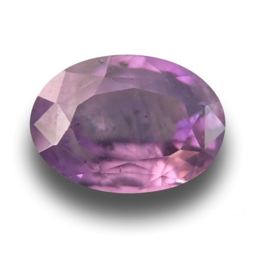 3.31 Carats Natural purple sapphire |Loose Gemstone|New Certified| Sri Lanka