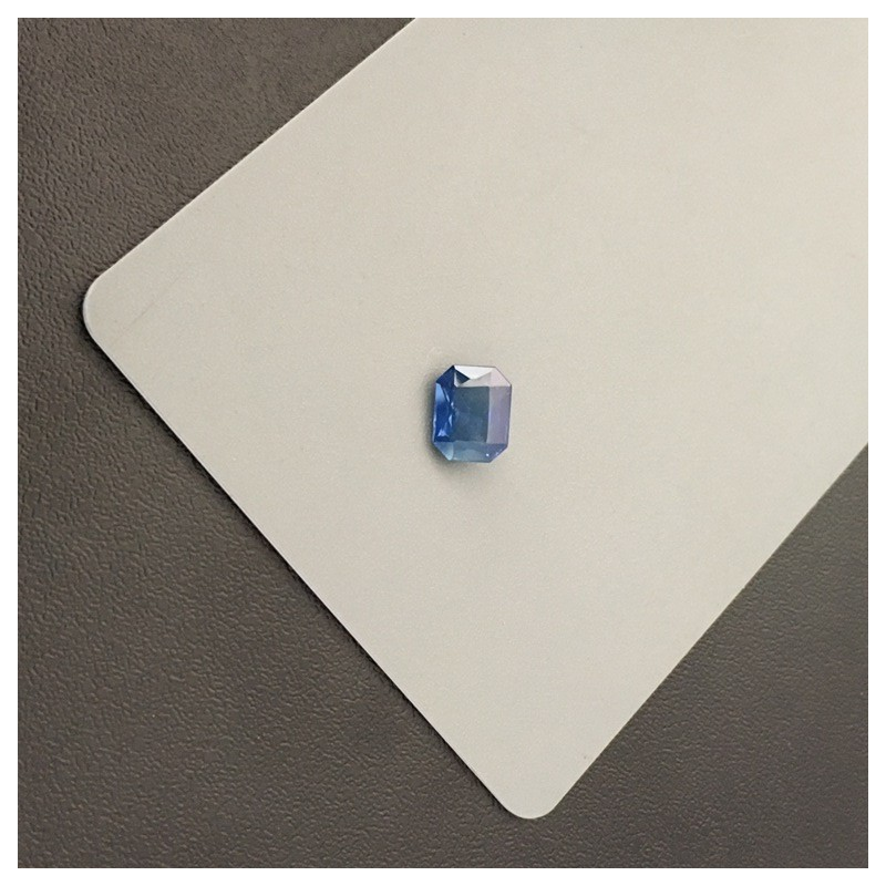 1.39 Carats Natural Blue sapphire |Loose Gemstone|New Certified| Sri Lanka