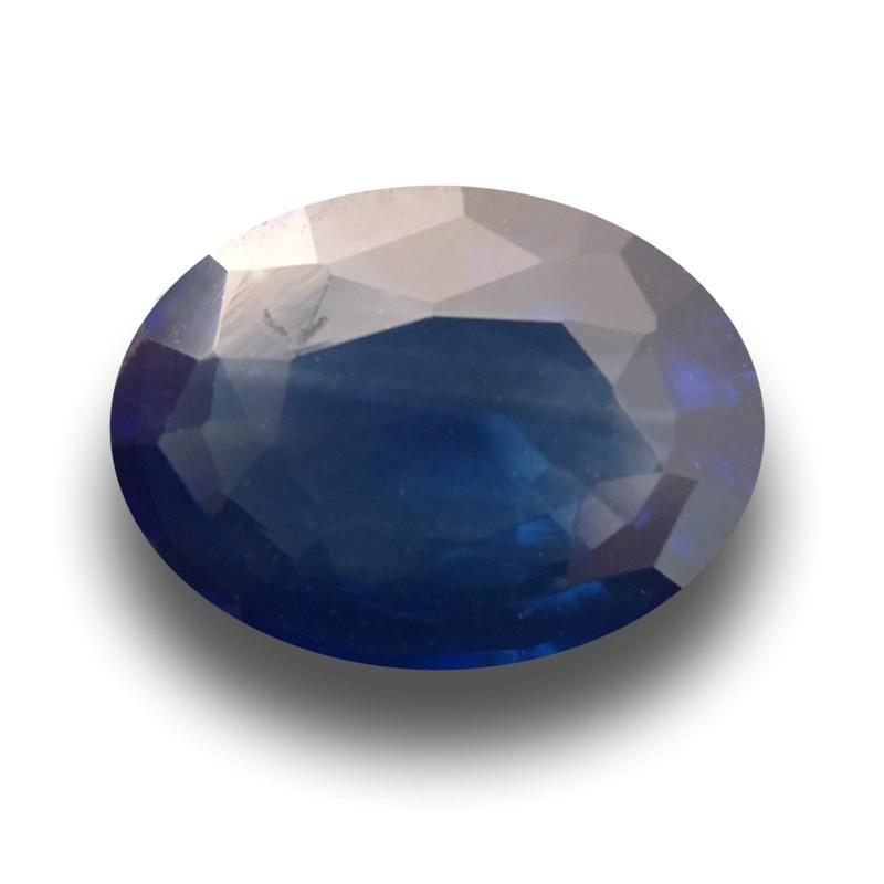 2.04 CTS | Natural Blue sapphire |Loose Gemstone|New| Sri Lanka