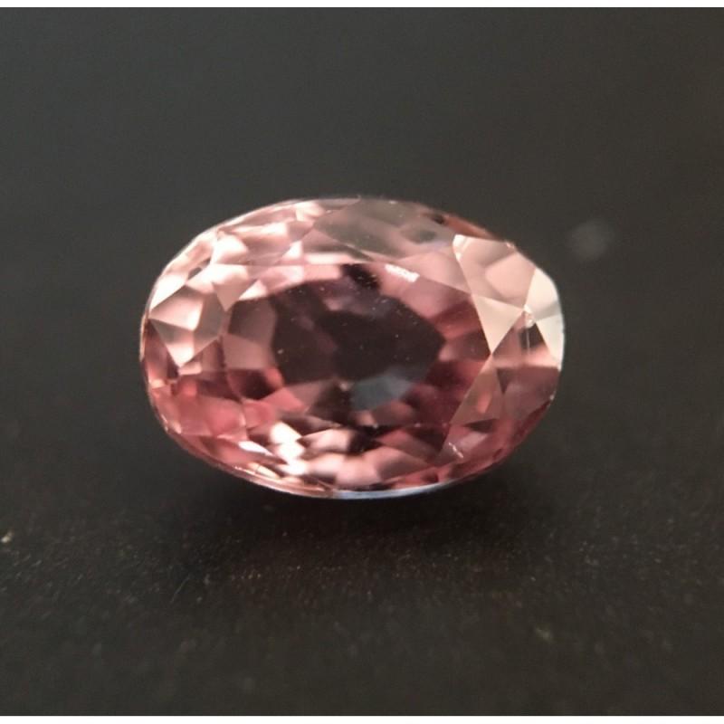 1.24 CTS | Natural Orange Pink padparadscha |Loose Gemstone|New| Sri Lanka