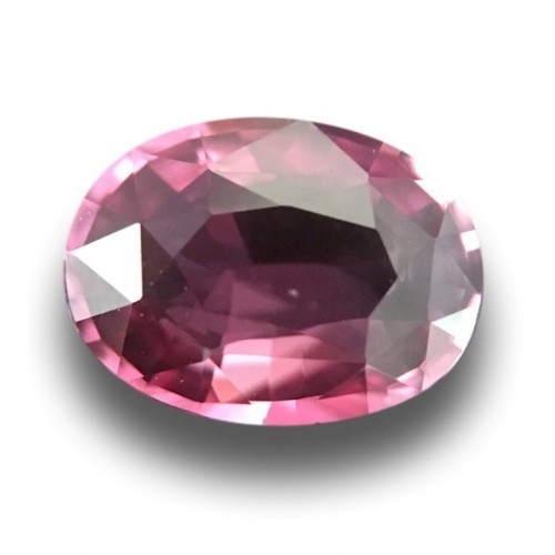 1.15 Carats Natural Pink sapphire |Loose Gemstone|New Certified| Sri Lanka