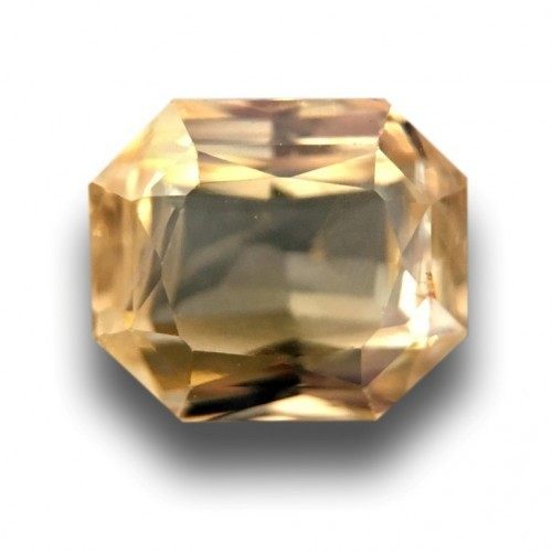 1.53 CTS | Natural Unheated Yellow sapphire |Loose Gemstone|New| Sri Lanka