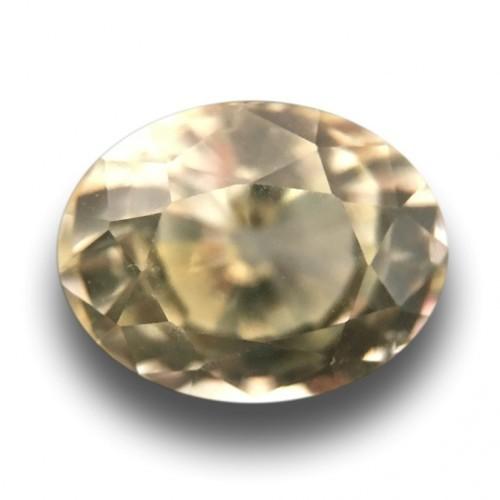 1.73 CTS | Natural Unheated Yellow sapphire |Loose Gemstone|New| Sri Lanka