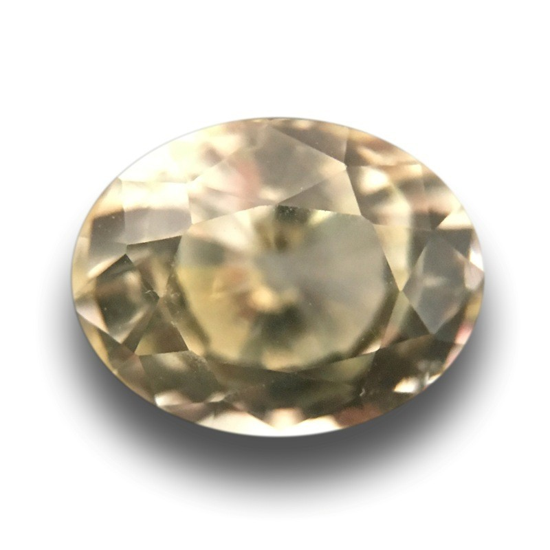 1.73 CTS | Natural Unheated Yellow sapphire |Loose Gemstone|New| Sri Lanka