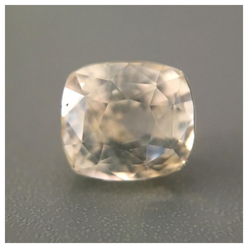 2.47 CTS | Natural Unheated Yellow sapphire |Loose Gemstone|New| Sri Lanka
