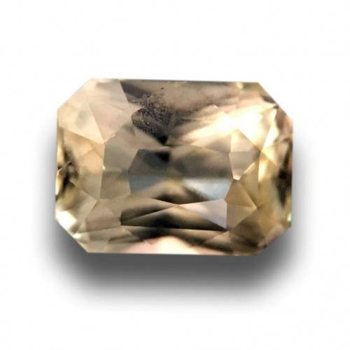 1.24 CTS | Natural Unheated Yellow sapphire |Loose Gemstone|New| Sri Lanka