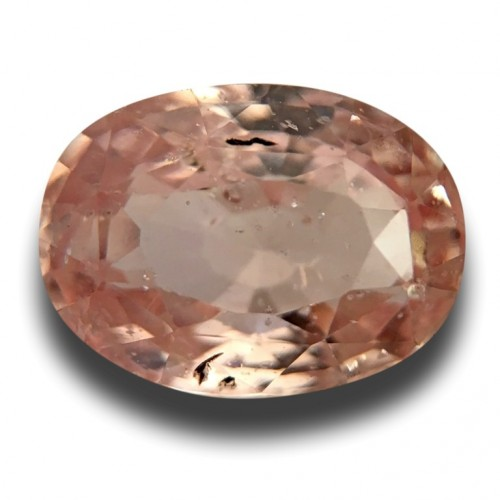 2.17 CTS | Natural Orange Pink padparadscha |Loose Gemstone|New| Sri Lanka