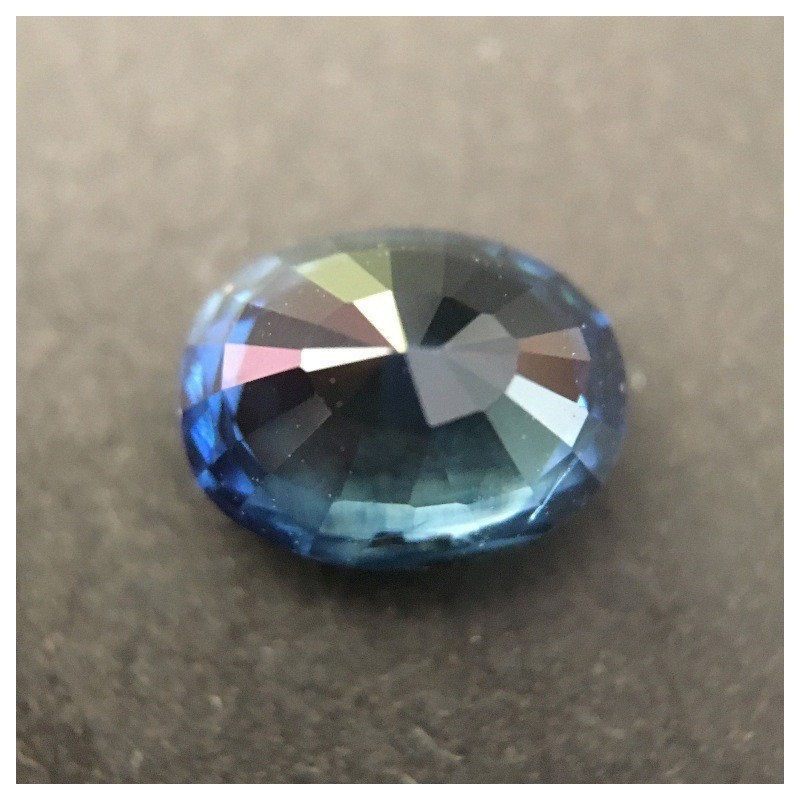 1.15Carats Natural greenish Blue sapphire |Loose Gemstone|New Certified| Sri Lanka