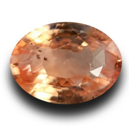 1.03 CTS | Natural Pinkish Orange padparadscha |Loose Gemstone|New| Sri Lanka