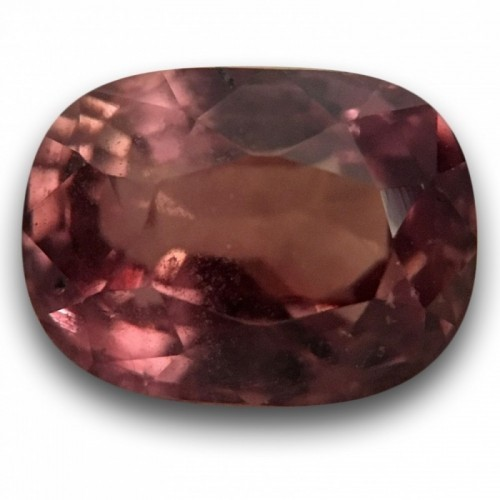 1.86 Carats Natural Brown Orange sapphire |Loose Gemstone|New Certified| Sri Lanka