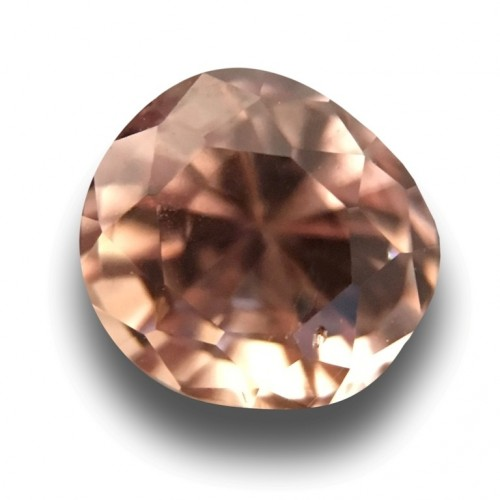 0.72 Carats Natural Unheated Pink Orange sapphire |New Certified| Sri Lanka