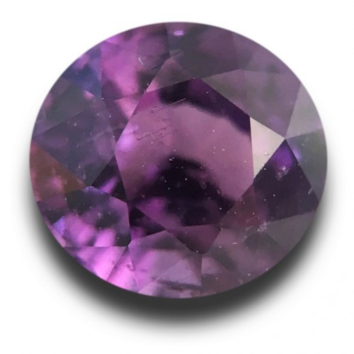 1.02 Carats Natural purple sapphire |Loose Gemstone|New Certified| Sri Lanka
