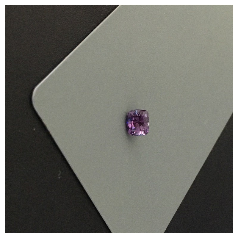 1.27 CTS | Natural Purple Sapphire |Loose Gemstone|New| Sri Lanka