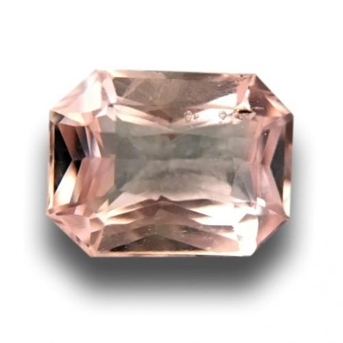 1 CTS | Natural Unheated Orange Pink padparadscha |Loose Gemstone|New| Sri Lanka