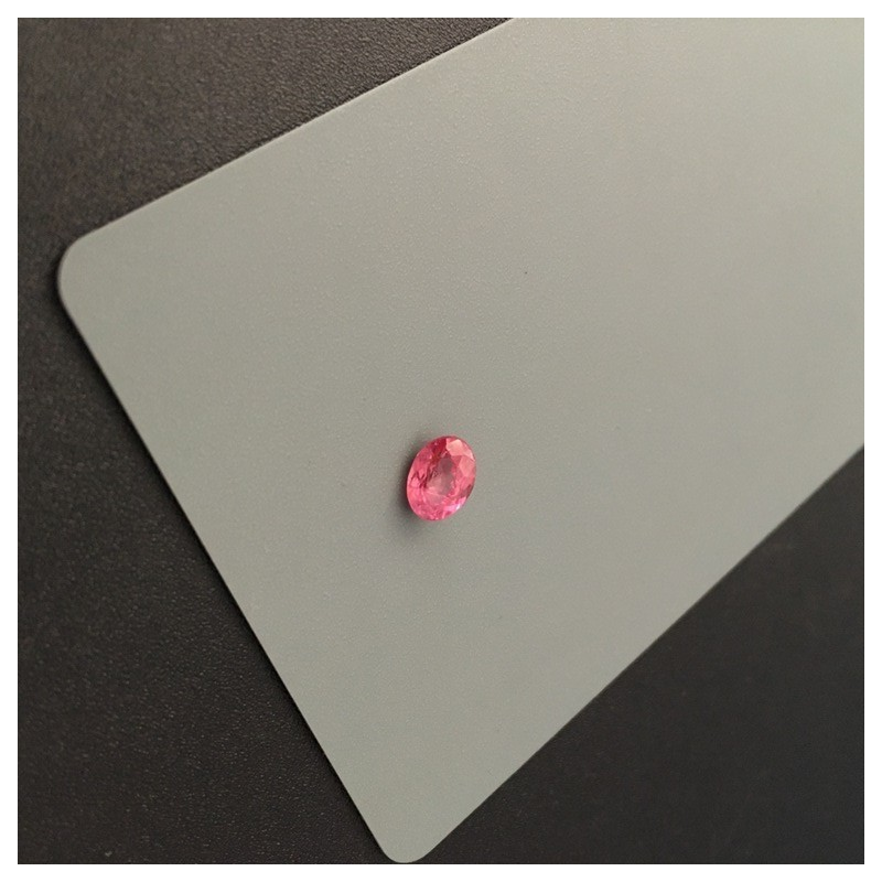 0.89 Carats Natural Pink sapphire |Loose Gemstone|New Certified| Sri Lanka