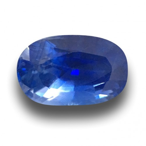 1.57 Carats Natural Blue sapphire |Loose Gemstone|New Certified| Sri Lanka