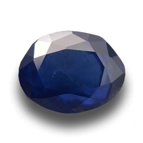 1.14 CTS   Natural Blue Sapphire  Loose Gemstone New  Sri Lanka