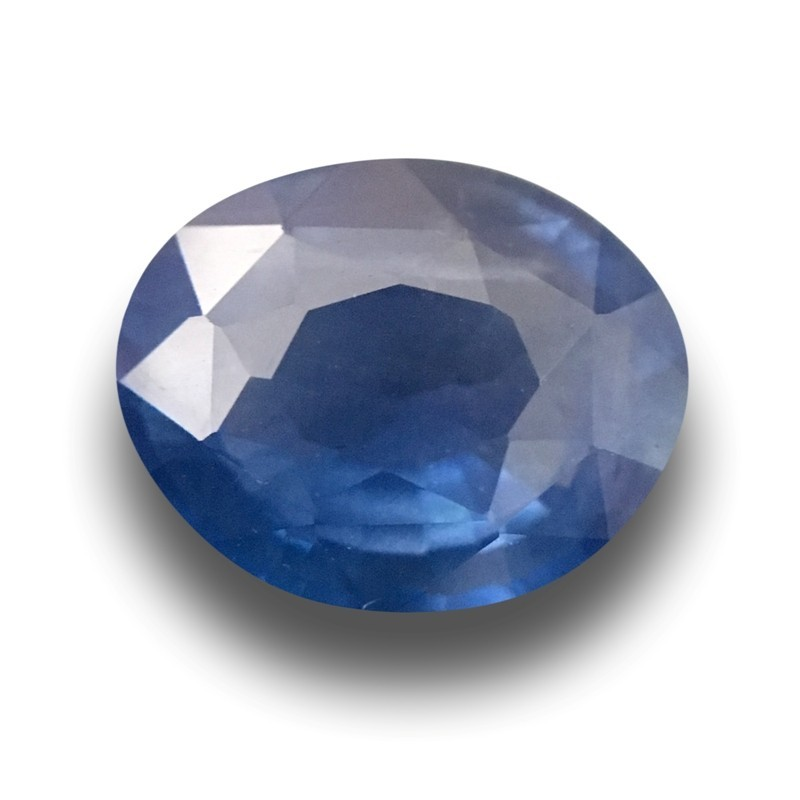 2.15 Carats Natural Blue sapphire |Loose Gemstone|New Certified| Sri Lanka