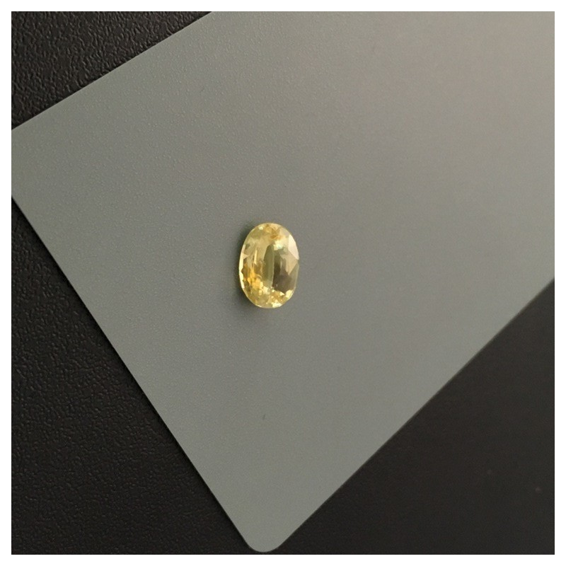 2.12 Carats|Natural Yellow Sapphire |Loose Gemstone|New| Sri Lanka
