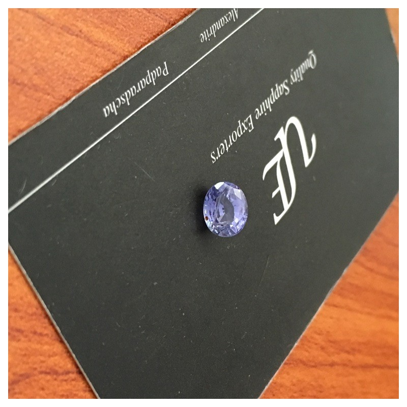 1.5 Carats Natural Blue sapphire |Loose Gemstone|New Certified| Sri Lanka