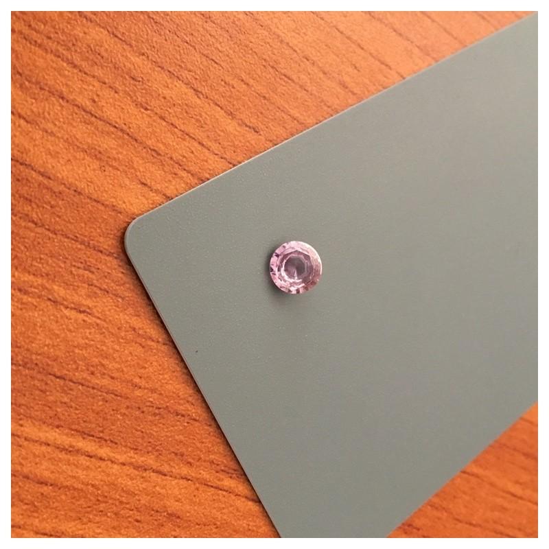 0.99 Carats Natural Unheated Pink sapphire  Loose Gemstone New Certified  Sri Lanka
