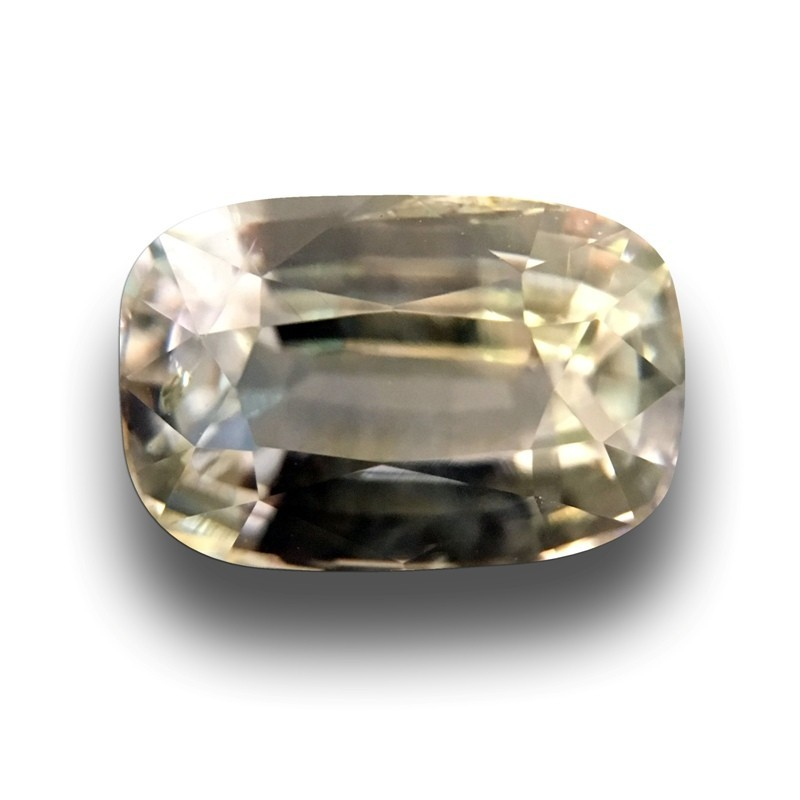 2.2 Carats| Natural Unheated Yellow Sapphire|Loose Gemstone|New|Sri Lanka