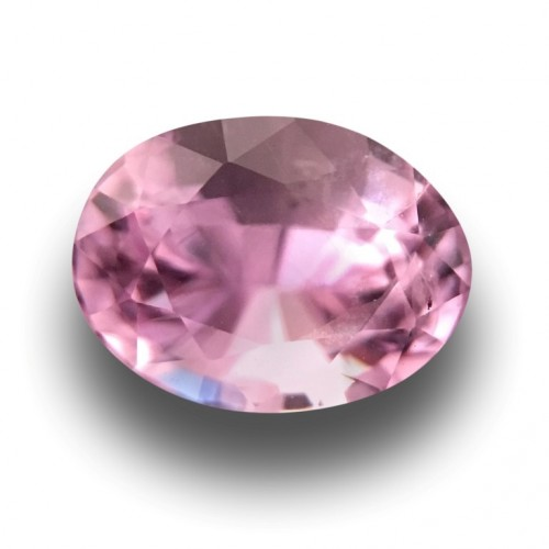 1.07 Carats Natural Pink sapphire |Loose Gemstone|New Certified| Sri Lanka