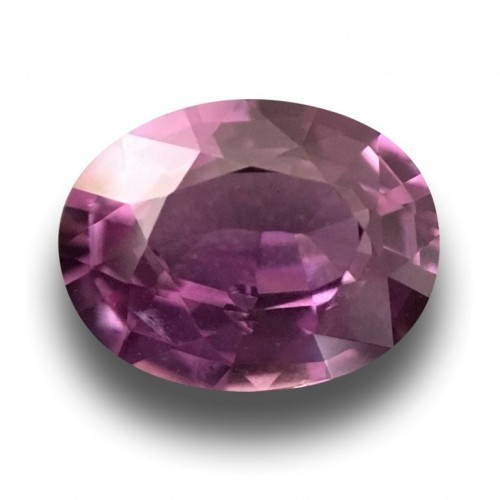1.59 Carats Natural purple sapphire |Loose Gemstone|New Certified| Sri Lanka
