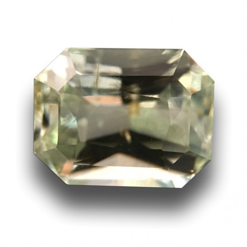 2.07 Carats|Natural Unheated Yellow Sapphire|Loose Gemstone|New|Sri Lanka