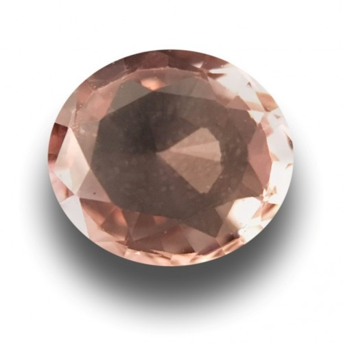 0.98 Carats| Natural Pinkish orange Padparadscha|Loose Gemstone|New|Sri Lanka