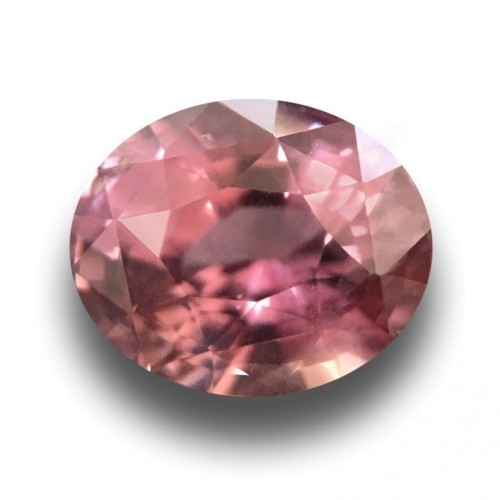 1.59 Carats Natural Pink sapphire |Loose Gemstone|New Certified| Sri Lanka