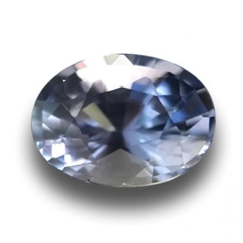 1.27 Carats|Natural Blue Sapphire|Loose Gemstone| Sri Lanka- New