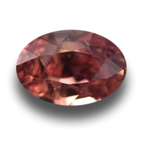 0.72 Carats|Natural Padparadscha|Loose Gemstone|Sri Lanka - New