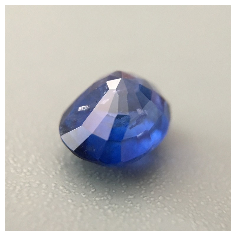1.18 Carats Natural Blue sapphire |Loose Gemstone|New Certified| Sri Lanka