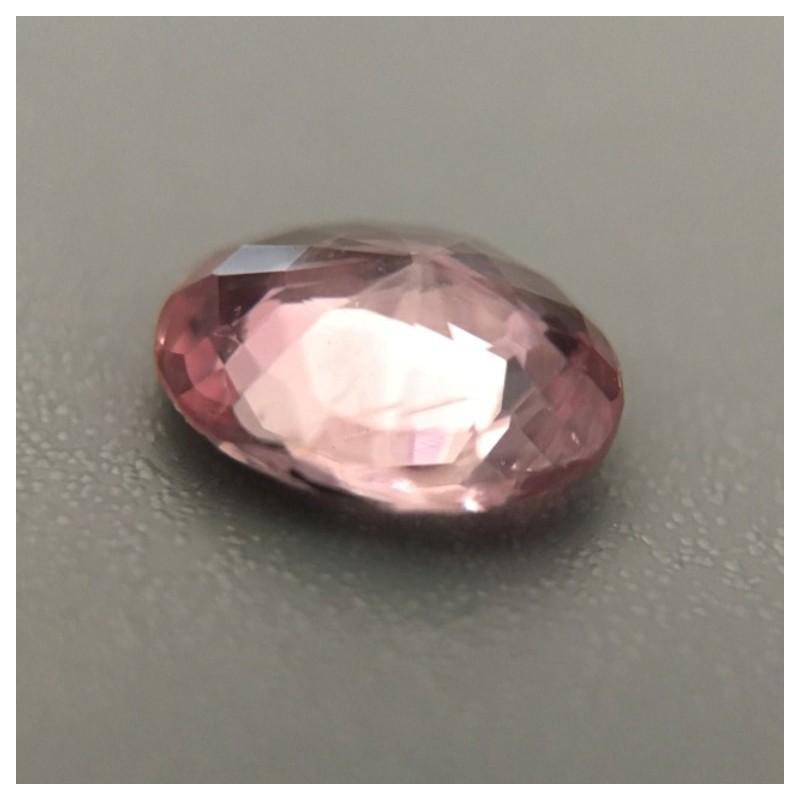 1.06 Carats  Natural Padparadscha  Loose Gemstone Sri Lanka- New