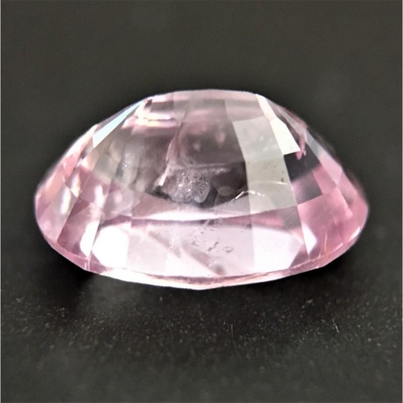 2.58 Carats Natural Pink Sapphire Loose Gemstone New Sri Lanka
