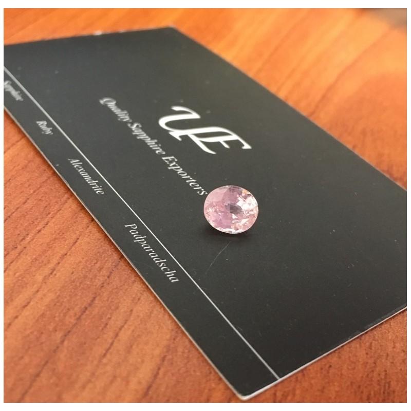 1.87 Carats| Natural Pink Sapphire |Loose Gemstone|New| Sri Lanka