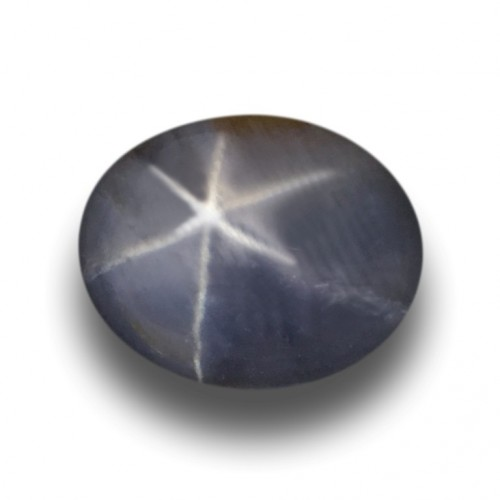 2.1 Carats Natural Light Blue star Sapphire |Loose Gemstone|Certified| Sri Lanka